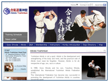 International Yoshinkan Aikido Federation, Tokio, Japan.